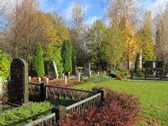 Анкудиново кладбище