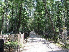 Бабушкинское кладбище в Москве