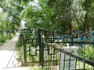Дзержинское кладбище (Стародзержинское)