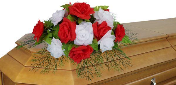 цветочная композиция для кремации №6