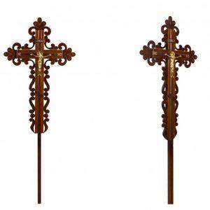 Деревянные кресты (сосна)