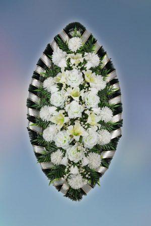 Венок на похороны серия Стандарт 10