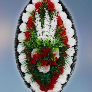 Венок на похороны заказной -11