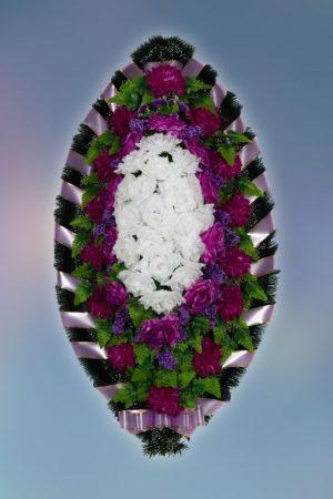 Венок на похороны заказной -12