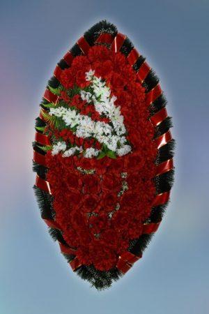 Венок на похороны заказной -15