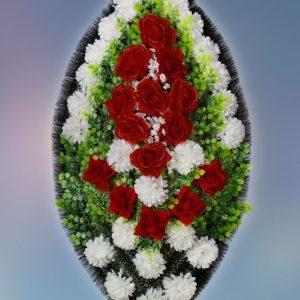 Венок на похороны заказной -19