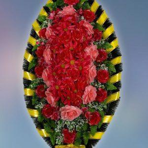 Венок на похороны заказной -1
