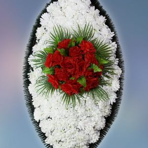 Венок на похороны серия Стандарт 1