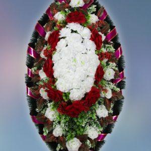 Венок на похороны заказной -21