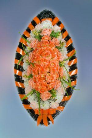 Венок на похороны заказной -23