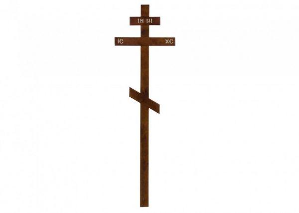 Крест на могилу Стандарт