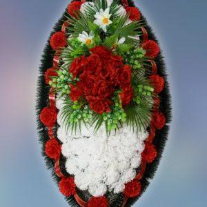 Венок на похороны заказной -26