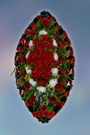 Венок на похороны заказной -27