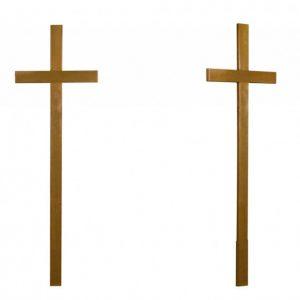 Крест на могилу католический