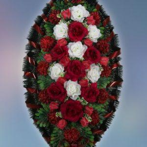 Венок на похороны заказной -4