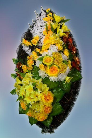 Венок на похороны Элитный IE-1