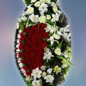 Венок на похороны Элитный IE-12