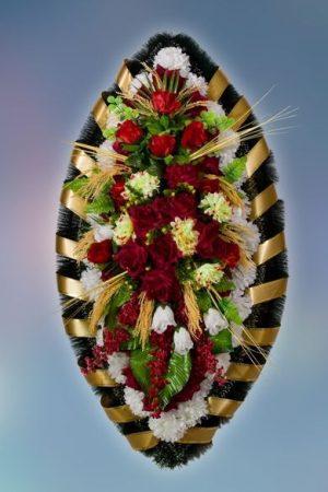 Венок на похороны Элитный IE-13
