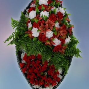 Венок на похороны Элитный IE-25