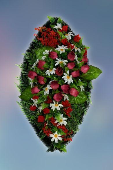 Венок на похороны Элитный IE-29