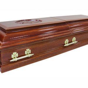 гроб двухкрышечный Пегас