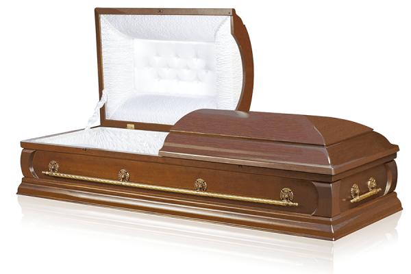 гроб Торонто 210 двухкрышечный