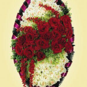 Венок на похороны Элитный-1