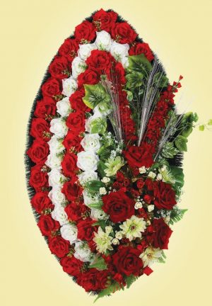 Венок на похороны Элитный 12