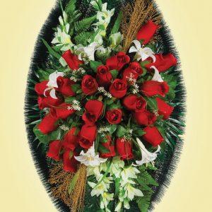 Венок на похороны Элитный 14