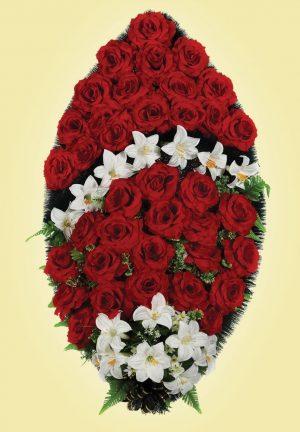Венок на похороны Элитный 18