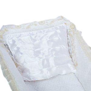 Подушка в гроб атлас спандекс