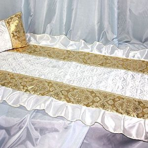 Комплект в гроб Собор золото