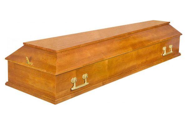 Гроб Питер светлый