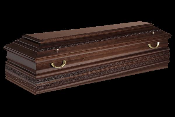 Гроб Ретта темный