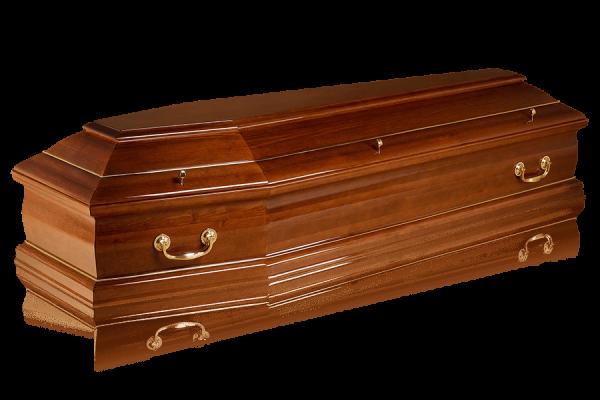 гроб Саркофаг глянец