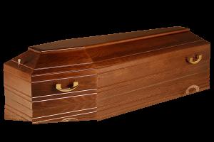 гроб феникс 6 граней глянцевый