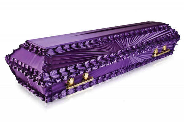 гроб Луч фиолетовый