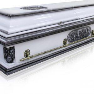 гроб Вегас Ангел двухкрышечный