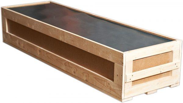 Цинковый транспортировочный ящик