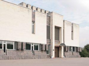 Здание для кремации